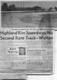 1962 Highland Rim opening.