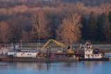 Crane Barge LaSalle
