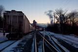 ICE Tracks at Utica