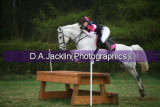 The Brocklesby Pony Club 'Swallow'  Spring Hunter Trial Cross Country     Good Friday April 2009