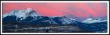 Engineer Mountain at Sunset