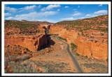 Burr Trail Leading Into Longs Canyon