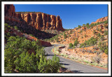 Burr Trail and Longs Canyon
