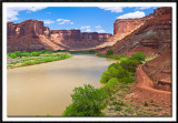 The Green River at Mineral Bottoms Canyon