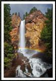 Mistbow at Treasure Falls