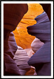 Into the Teeth of Antelope Canyon