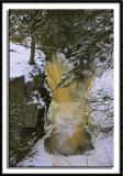 Falls on the Cascade River