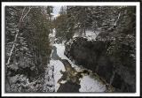 The Cascade River Gorge