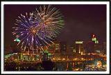 Fireworks Over St. Paul
