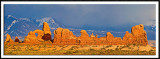 Arches National Park Pano