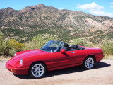 Up on Skyline Drive above Canon City, CO.