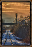 La trackThe rail