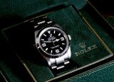 Rolex Explorer in Box