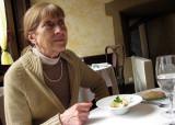 Lunch with Brigitte