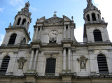The cathedral of Nancy