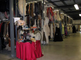 Thousands of costumes and props