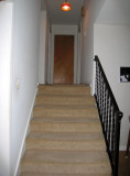 Steps to the bedrooms and study