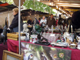 Brocante at Place Monge