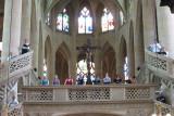 Cambridge Voices at St. Etienne-du-Mont Ascension Day