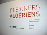 A special exhibit of Algerian designers