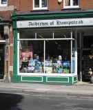 Andrews hardware store is still there on High Street