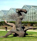 Bronze by Dietrich Klinge