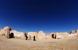 Tunisian Stars Wars set for the Tatooine planet