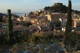 Begur postcard view