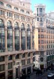 Gran Vía, desde el edificio de Telefónica