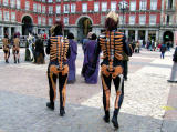 Carnaval en la Plaza Mayor