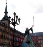Doña Cuaresma dispuesta para la lucha