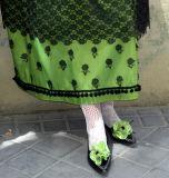 Medias y zapatos