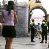 Hacia la Plaza Mayor