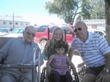 Emma and Grandpa Bob 2010