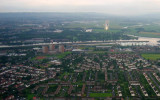 Arriving in Glasgow Scotland (EGPF)