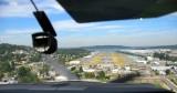 short final to Renton airport (KRNT)