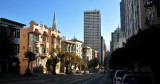 California Street to Financial district