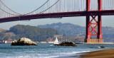 leaving SF bay