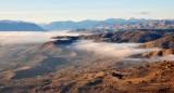 foggy Lake Chelan