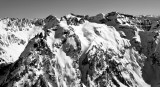 Wilmans Peak and Columbia Peak