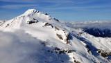 Glacier Peak and Cool Glacier