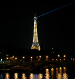 Eiffel and light