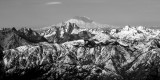 Mt Stuart Range and Rainier