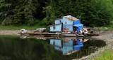 Craig's houseboat