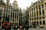 part of Grand Place Brussels