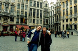 Martin and Me in Brussels