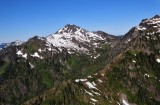 Mount Skokomish and the Valley of Heaven