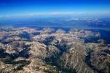 high over Idaho FL390