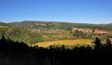 landscape along highway 24