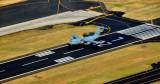 C-17 landing in Portland OR